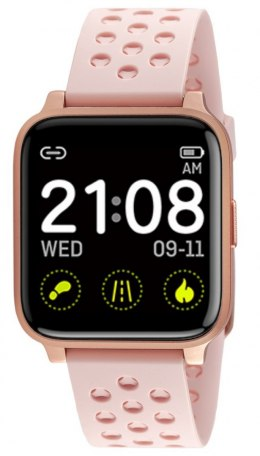 SMARTWATCH RUBICON RNCE58 GOSE GOLD